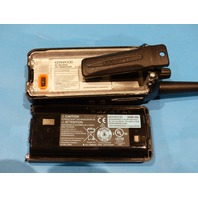 KENWOOD VHF RADIO 019048229144 NX-1300-K4 W/ BATTERY FCC ID K44501100