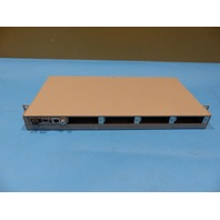 OMNITRON SYSTEMS 8220-1 5-MODULE ICONVERTER RACK MOUNTABLE CHASSIS