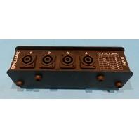 WHIRLWIND SBNL18442 2-POLE SPLITTER BREAKOUT BOX