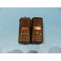 2* MOTOROLA APX4000 H51WCH9PW7AN RADIO FCC ID AZ489FT5861