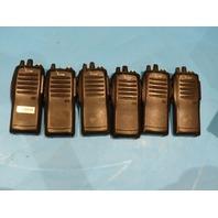 6* ICOM  IC-F21 TWO WAY RADIO FCC ID: 04366056