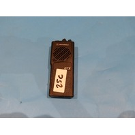 MOTOROLA GTX H11ECC6DB1AN VHF RADIO W/OUT BATTERY FCC ID AZ489FT5776