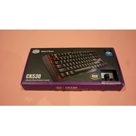 COOLER MASTER CK-530-G-KGL1-US TENKEYLESS MECHANICAL GAMING KEYBOARD