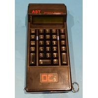 AST DC5 INVENTORY CALCULATOR 27 KEY