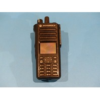 MOTOROLA XPR 7550E TWO WAY RADIO W/BATTERY W/OUT ANTENNA