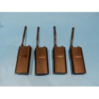 QTY 4* MOTOROLA RADIUS SP10 UHF RADIOS P23RRC20F2BA FCC ID ABZ99FT3041
