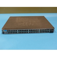 HP 48-PORT J9147A PROCURVE 2910AL-48G ETHERNET SWITCH