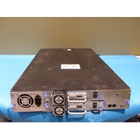DELL POWERVAULT TL2000 24 TAPE LIBRARY 2X LTO-3 AUTOLOADER TAPE DRIVE 95P5813