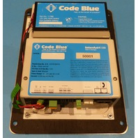 CODE BLUE 11788 INTERACT 4100 FP1 EMERGENCY PHONE CALL BOX SECURITY SYSTEM INTERCOM