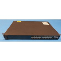 CISCO WS-C3560V2-24PS-S V07 POE 24-PORT SWITCH