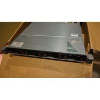 HP 1U PROLIANT DL360E GEN8 SERVER CPU 2* INTEL 2.20GHZ RAM 24GB HDD 2* 2TB HDD