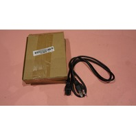 2* 1M 3  PLUS012 CONDUCTOR AC POWER CABLES 120V 18 GAUGE