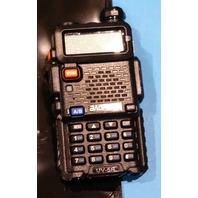 BAOFENG UV-5R 400-520MHZ DUAL BAND FM TRANSCEIVER RADIO