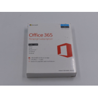 MICROSOFT OFFICE 365 SKU-QQ2-00673 PERSONAL SUBSCRIPTION SOFTWARE