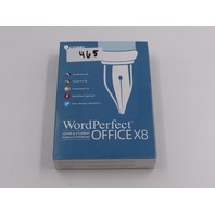 COREL WPOX8HSEFMBC WORD PERFECT OFFICE X8 HOME AND STUDENT SOFTWARE