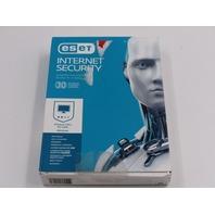 ESET INTERNET SECURITY SOFTWARE US UPC 833691011082