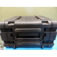 SKB 3SKB-R04U20W 20IN. 4 SLOT 4U ROTO SHOCKMOUNT RACK CASE