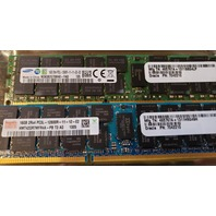 25 HYNIX SAMSUNG ORACLE 7042210 PC3L-12800R 2RX4 DDR3 16GB SERVER RAM ECC REG