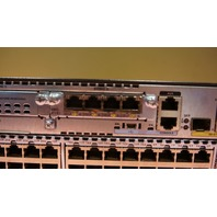 CISCO 2900 CISO2921/K9 V08 3-PORT WIRED ROUTER 1* HWIC-4T1/E1 1* SM-D-ES3-48P