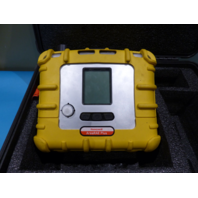 HONEYWELL RAE SYSTEMS MULTIPLE GAS DETECTOR PGM-6560D AREARAE PLUS