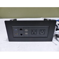 OFFICE SOURCE PLTBPOWER POWER MODULES FOR PL SERIES CONFERENCE TABLES