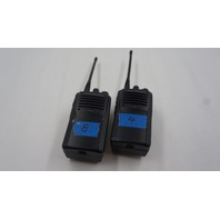 VERTEX VX-261 LOT OF 2 / TWO-WAY RADIOS