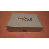 NETSYS NV-450EKIT NV-450 MANAGED G.FAST GIGABIT ETHERNET EXTENDER