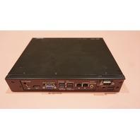 ADVANTECH AIMB-T1215DA 1U THIN EMBEDDED PC CPU INTEL RAM 4GB SSD 32GB COMPUTER