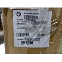"HP S230TM ELITEDISPLAY 23"" TOUCHSCREEN MONITOR E4S03A8 W/REMOTE"