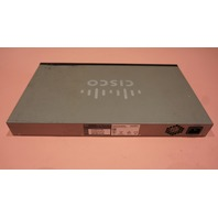 CISCO SF200-24P SLM224PT V04 24-PORT 10/100 POE SMART SWITCH