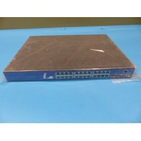 ADTRAN 17101524PF1 NETVANTA 1550-24P GIGABIT 24 PORT POE SWITCH