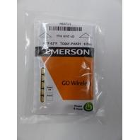 EMERSON UWL02G LOT OF 50 / GO WIRELESS LOGGER/CARGO MONITORING SYSTEM