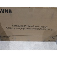 SAMSUNG QH55H 55IN 4K UHD QLED SMART COMMERCIAL SIGNAGE DISPLAY
