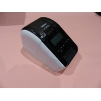 BROTHER QL-820NWB LABEL PRINTER W/POWER ADAPTER