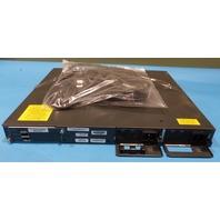 CISCO WS-2960XR-24PS ETHERNET SWITCH 24 PORTS 2* PSU 1* C2960X-STACK