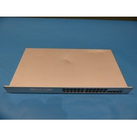 CISCO MERAKI MS225-24P-HW 24-PORT NETWORK SWITCH UNCLAIMED