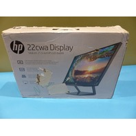 HP PAVILION T4Q59A 21.5-INCH FULL HD 1080P IPS LED HDMI VGA MONITOR