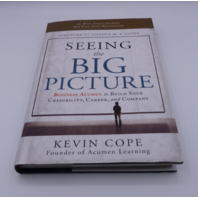 SEEING THE BIG PICTURE KEVIN COPE 1608322467