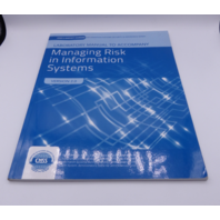 LABORATORY MANUAK O ACCOMPANY MANAGING RISK IN INFORMATION SYSTEMS VERSION 2.0 1284058689