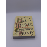 THE RELIC MASTER CHRISTOPHER BUCKLEY 1501125761