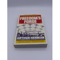 FREEDOMS FORGE AUTHUR HERMAN 812982045