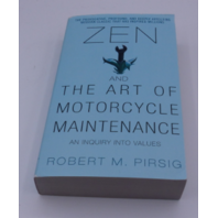 ZEN AND THE ART OF MOTORCYCLE MAINTENANCE ROBERT M PIRSIG 60589469