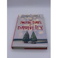 THE TWELVE DAYS OF DASH & LILY RACHEL COHN 399553800