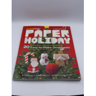 PAPER HOLIDAY PAPER MADE 1576878104
