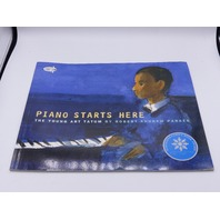 PIANO STARTS HERE THE YOUNG ART TATUM BY ROBERT ANDREW PARKER