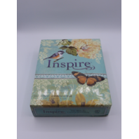 INSPIRE THE BIBLE FOR CREATIVE JOURNALING 1496413741