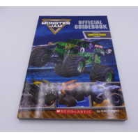 MONSTER JAM OFFICIAL GUIDEBOOK KIEL PHEGLEY 1338202316