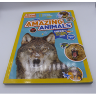 THE AMAZING ANIMALS NATIONAL GEOGRAPHIC KIDS 1426321074