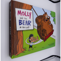 MOLLY AND THE BEAR BOB SCOTT 1937359859