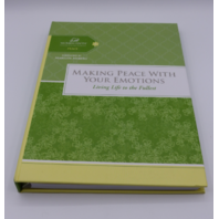MAKING PEACE WITH YOUR EMOTIONS LIVING LIFE TO THE FULLEST MARILYN MEBERG 1418549304